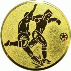 Emblém futbal