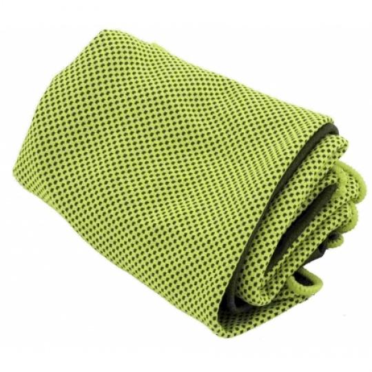 Runto COOLTWL 30x80 Chladiaci uterák zelený